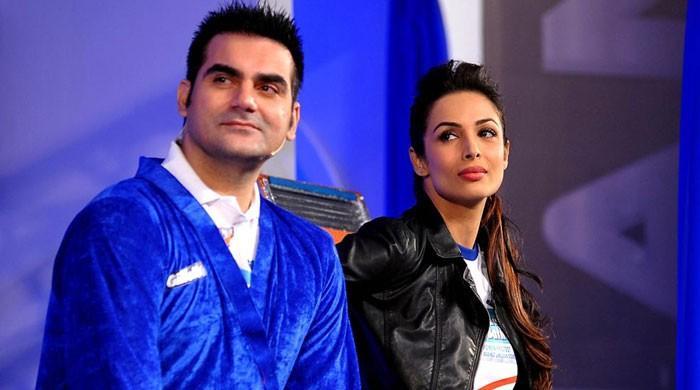 Arbaaz Khan breaks silence on split with Malaika Arora