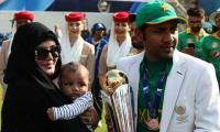 ICC World Cup 2019: Families not allowed to accompany Pakistani cricketers