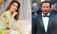 Mehwish Hayat reveals her first crush is a Hollywood star
