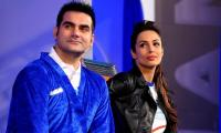 Arbaaz Khan breaks silence on split with Malaika Arora