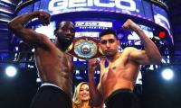 Crawford stops Khan to retain WBO welterweight title
