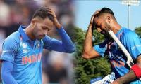 Indian cricketers fined for derogatory remarks about women