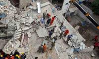Six killed in Lahore building collapse