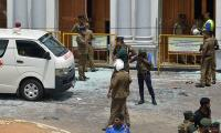 Eighth blast hits Sri Lanka in capital: police