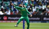 Imad Wasim sees his flexible role in Pakistan's side as an 'honour'
