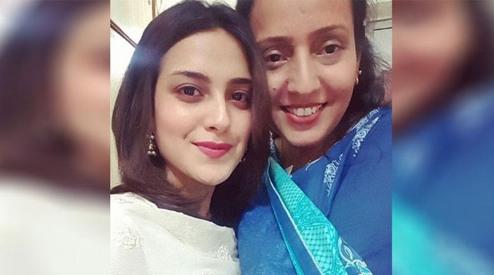 Iqra Aziz showers love on mother in endearing Instagram post