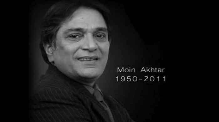 World renowned artist Moin Akhtar's eighth death anniversary today