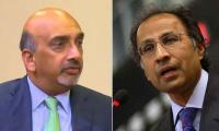 WB Pakistan chief calls on Dr Hafeez Shaikh