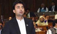 Murad Saeed accuses Bilawal of taking India's side