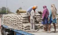 Cement exports rise by 33pc in first 3 quarter