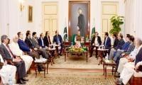 Revival of economy top priority of government: President Arif Alvi