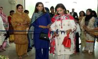 Exhibition of Freedom Movement pics/docs held at PAF Complex Islamabad