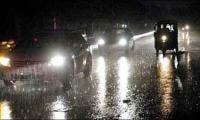 Rainstorm hits Lahore