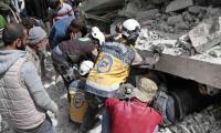 ´15 dead´ in huge blast in northwest Syria