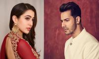 Sara Ali Khan officially on-board with Varun Dhawan for Coolie No 1