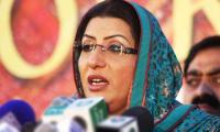 Media important partner in protection of national interests: Firdous Awan