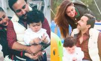 Kareena Kapoor says she is the one who spoils Taimur Ali Khan