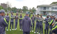 World Cup 2019: Special security plan for Pakistani team in England