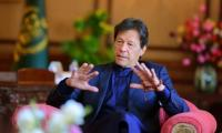 Pakistan highly dismayed by surge in Afghan violence: PM Imran