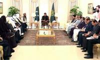 Saudi Shura Council chairman calls on PM Imran Khan