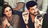 Arjun Kapoor finally addresses talk of his marriage to Malaika Arora