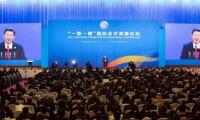 Belt and Road Forum opens in Beijing
