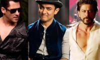 Is Salman Khan, SRK and Aamir Khan reunion on the cards?