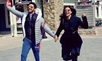 Sushmita Sen invites boyfriend Rohman Shawl to get lost with her in New York