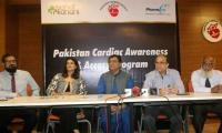 'Pakistani children programmed to have heart diseases'