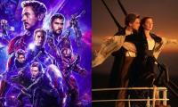 Director James Cameron salutes Avengers: Endgame for 'sinking' his Titanic