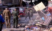 Sri Lanka blocks social media after anti-Muslim riots