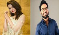 Hania Aamir, Yasir Hussain lock horns in social media spat