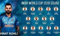 ICC World Cup 2019: India cricket squad, statistics, and fixtures