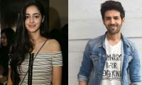 Ananya Pandey spills the beans on her relationship with Kartik Aaryan