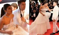 Priyanka Chopra, Nick Jonas recreate their wedding at Cannes red carpet?