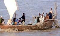 Six dead as boat capsizes in Indus River near Matiari