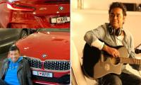 AR Rahman responds to die-hard fan's BMW number plate dedicated to him