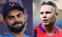 Brad Hodge takes a dig at Virat Kohli over face care brand advertisement
