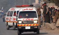 Eight dead, seven injured after car crash in Shikarpur