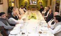 Opposition parties devise strategies against govt over iftar in Islamabad