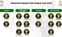 ICC World Cup 2019: Pakistan include Asif, Amir, Wahab in final World Cup squad