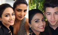 Hina Khan dedicates heartfelt note to Priyanka Chopra, calls her 'walking inspiration'