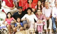 Aamir Khan shares adorable photos on his mother's 75th birthday