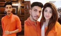 Mohsin Abbas Haider, wife Fatima welcome baby boy!