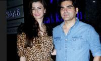 Arbaaz Khan celebrates girlfriend Georgia's birthday, hosts family dinner