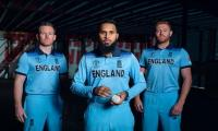 Fans slam England team as they unveil their 2019 World Cup kit