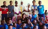 Priyanka Chopra attends UNICEF programme in Ethiopia