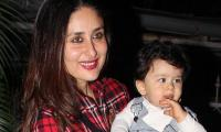 Kareena Kapoor does not let Taimur Ali Khan eat at birthday parties