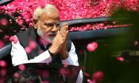'Thank you India,' Narendra Modi tweets on election victory