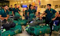 Pakistan U-19 cricket team arrives in Sri Lanka
